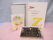 New Zilog Tools Z16c30 Usc Pc/at Isa Bus Evaluation Kit W/software Z16c30001zco