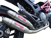 Ducati Monster 1100 09-10 Gpr Exhaust Full System With Cat And Double Silencers