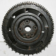Clean Used Johnson Or Evinrude Outboard Ficht Flywheel 586526