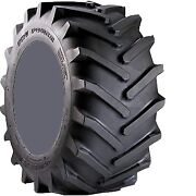 31x15.50-15 31x1550-15 31/15.50-15 Compact Tractor Trencher Ag R-1 Lug Tire 8ply