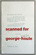 Clare Boothe Luce - Letter - Signed - 1944 - Ina Claire - Daughterand039s Funeral