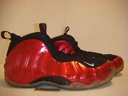 Nike Air Foamposite 1 Metallic Red Asteroid Royal Hoh Pewter Db Copper Galaxy 10