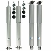 Front Rear Left Right Shocks For 91-01 Jeep Cherokee