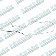 70 71 72 Chevelle Convert Main Fuel Line 3/8 Front To Rear Stainless Steel