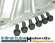 1964-78 Gm Turbo T 350 T 400 Bell Housing To Engine Bolts Factory Correct Nosr