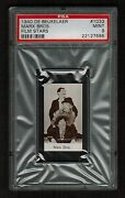 Psa 9 The Marx Brothers 1940 De Beukelaer Card 1033 None Graded Higher