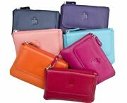 Prime Hide Soft Leather Coin Purse Great Choice Coin Purses Pouch Key Chain New