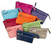 Prime Hide Soft Leather Small Coin Purse Great Choice Colourful Pouch Purses