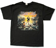 Meat Loaf H.c.t.b. Cover Tour 2010 Gilford Reno Black T Shirt New Official
