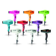Parlux 385 Light Hair Dryer - Ceramic And Ionic Super Compact - Ultra Light Weight