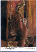 Game Of Thrones Season 3 Sketch Card By Charles Hall