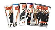 Chuck Complete Series Season 1-5 1 2 3 4 And 5 Brand New Dvd Sets