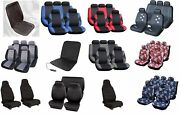 Genuine Quality Universal Fit Car Seat Covers - Fits Most For Honda Models