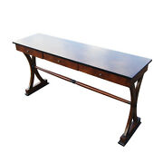Vintage Mid Century Console Table By Scott Thomas Mr13949