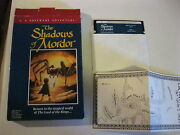 The Shadows Of Mordor Apple Iie Game 5 1/4 Disk Complete Apple Games Addeson