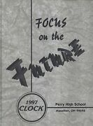 Massillon Oh Perry High School Yearbook 1997 Ohio