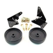 Riding Lawn Mower 38 And 42 Decks Replacement Tractor Deck Wheel For Huskee