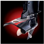 Boat Stingray Xrlll Hydrofoil Stabilizer Fin Jr Whale Tail For Outboard Motors
