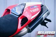 Ducati 1199 Panigale Zard Exhaust Full System Penta Black 212 And Tail Kit +20hp