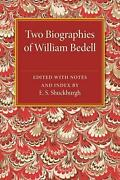 Two Biographies Of William Bedell With A Selection Of His Letters And An Unpubl