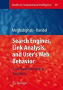 Search Engines Link Analysis And Userand039s Web Behavior A Unifying Web Mining Ap
