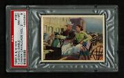 Psa 8 Gone With The Wind 1940 Wix Cigarette Card 181 Clark Gable And Vivien Leigh