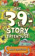 The 39-story Treehouse Mean Machines And Mad Professors By Andy Griffiths Eng