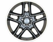 07-16 Jeep Wrangler New Cast Aluminum Wheel 18x7 W/ Center Cap Mopar Factory Oem