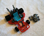 80s Kenner Real Ghostbusters Car Vehicle Ecto 3 Galloping Ghoul Ghost Figure Toy