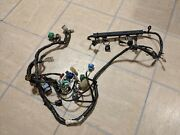 2000 Honda 115hp Remote Control Cable Assembly / Engine Wire Harness 1