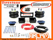 Volkswagen Crafter Cab Chassis Lt46 2003-06 Firestone Air Bag Assist Kit