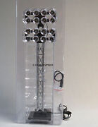 Lionel Double Floodlight Tower Plug-n-play Train Track Lighting 6-82013 New
