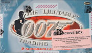 The Quotable James Bond - Factory Sealed Archive Box