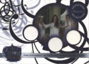 Charmed Forever Pw14 Triple Pieceworks Costume Card