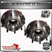 Wheel Hub Bearing Front For Super Duty Truck 4wd Models With 4 Wheel Abs 1pair