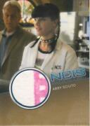 Ncis Premium Release By Rittenhouse - Variant Costume Card Cc22 Pauley Perrette