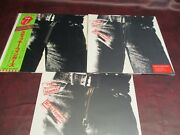 Rolling Stones Sticky Fingers Comparsion Collectors Set With Japan Ess-63001 Lp