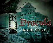 Dracula By Bram Stoker English Compact Disc Book Free Shipping