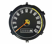 1967-1968 Ford Mustang Speedometer Assembly Without Factory Tach