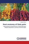 Root Anatomy Of Date Palm By Fatima Ghyaoor English Paperback Book Free Shippi