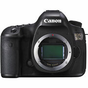 Canon Eos 5ds Dslr Camera Body Only 0581c002