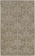 9x13 Surya Wool Hand Tufted Brown Persien 7037 Area Rug - Approx 9and039 X 13and039