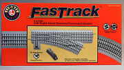 Lionel Fastrack 048 Remote/command Switch Right Hand O Gauge Train 6-81948 New
