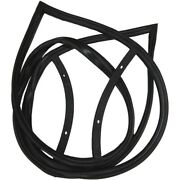 Rear Windshield Gasket Compatible With 1950-1952 Cadillac Olds 2 Door Hardtops