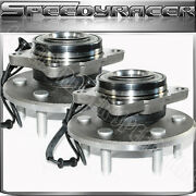 1 Pair 2003-06 Ford Expedition Rear Wheel Bearing And Hub Assembly