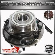 Wheel Hub And Bearing Assembly For 06-08 Dodge Ram 1500 Truck Mega Cab 4wd