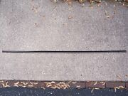 40s-50s Cadillac Chevy Buick Olds Pontiac Felt/stainless Window Channel Nos