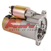 New Starter For Ford Auto And Truck F-series F-150 Pickups 99-08 4.2l V6 6647