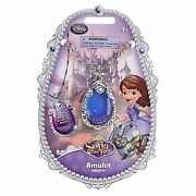 Sofia The First Light-up Princess Necklace - Amulet Will Light Up