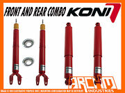 Koni Adjustable F And R Shock Absorbers For Ford Falcon Fg Fgx Sedan